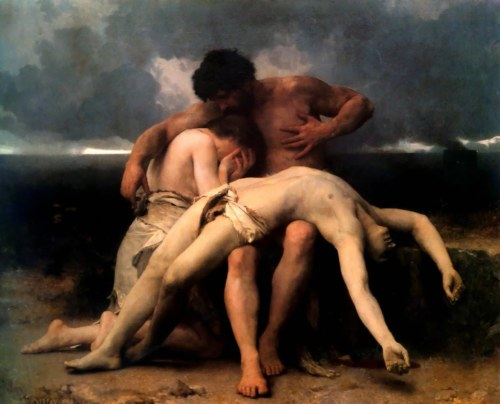 Bouguereau-The_First_Mourning-1888
