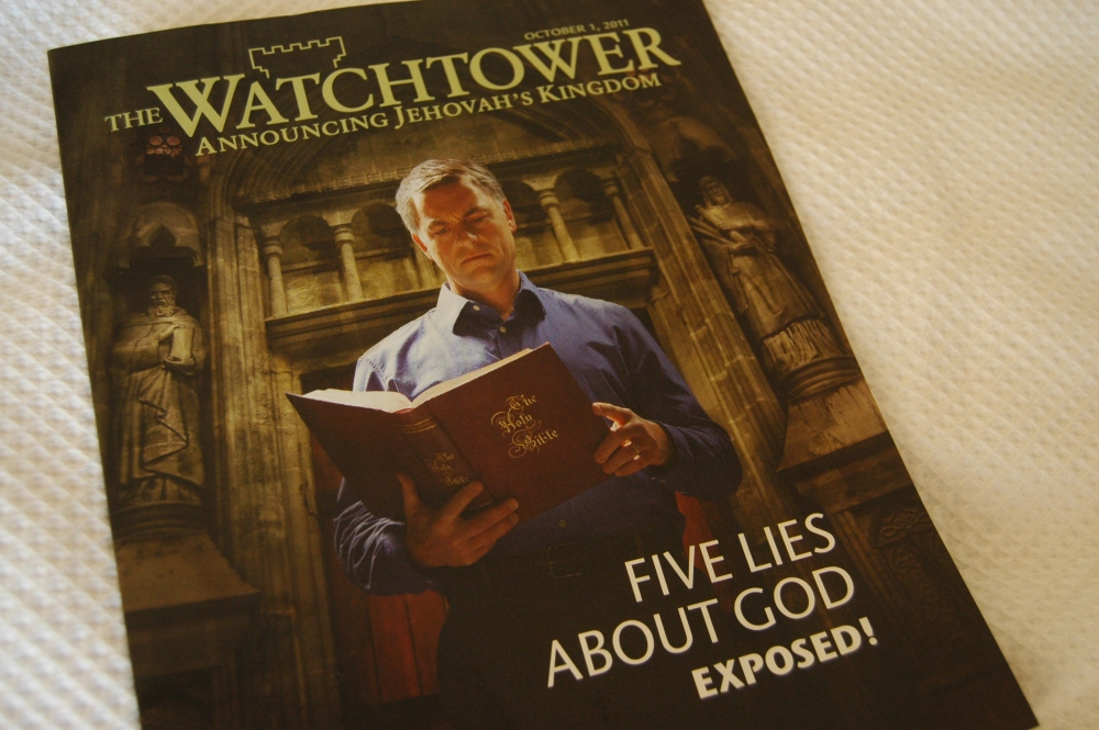False Religion: Jehovah's Witnesses