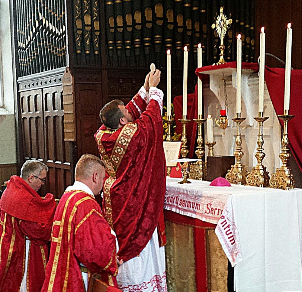 False Religion: Roman Catholicism (2/3)