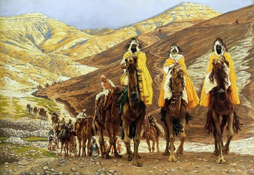 There came wise men from the east to Jerusalem