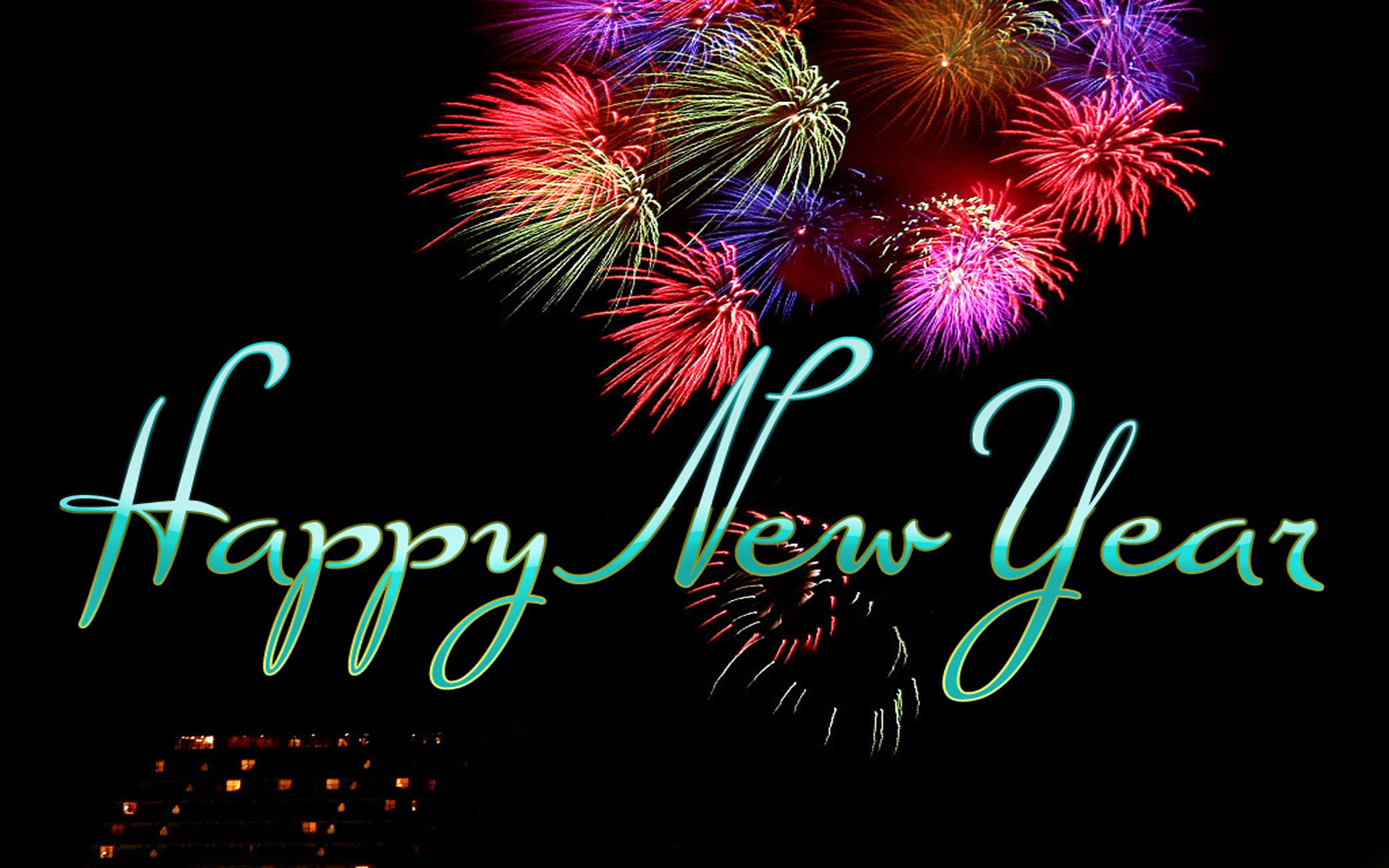 nice happy new year wallpapers