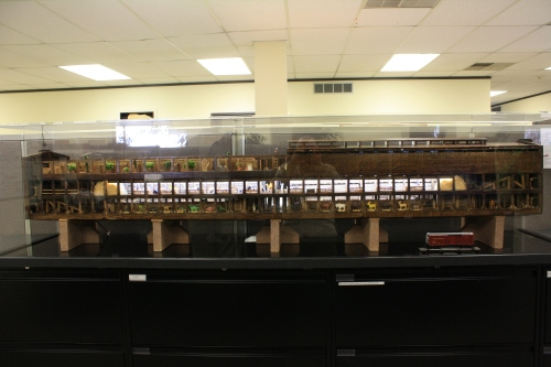 Ark Model on Display at the Institute for Creation Research