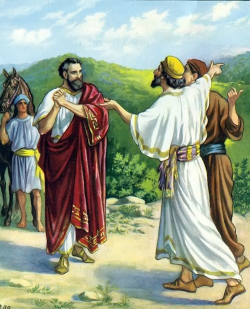 Then enquired he of them the hour when he began to amend. And they said unto him, Yesterday at the seventh hour the fever left him. (John 4:52)